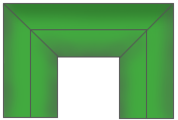 U Shaped Roof image